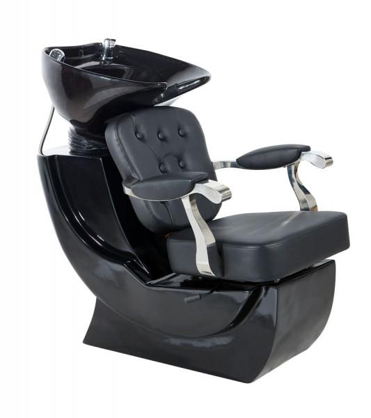 Friseur Waschbecken Valeria W2912 mit beweglicher Sitzfläche