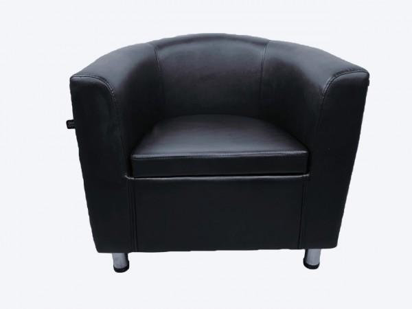 Friseur Wartebereich Sessel - Amanda D7859