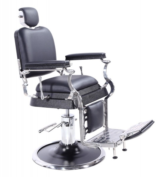 Herren Friseurstuhl Barberstuhl Enzo H3208