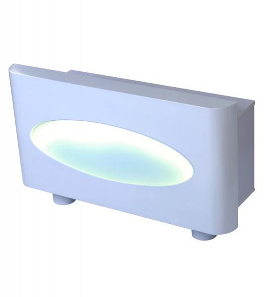 mehrfarbig LED Friseur Rezeption Aldo R1013 (hochglanz)