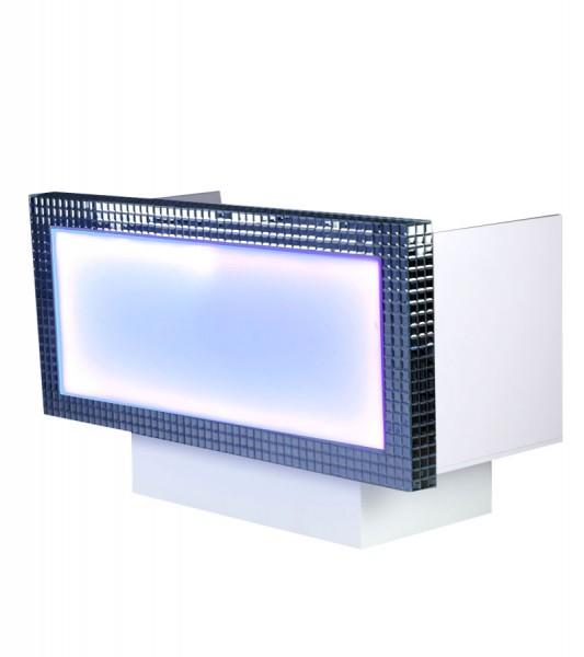 mehrfarbig LED Friseur Rezeption Arianna R1012