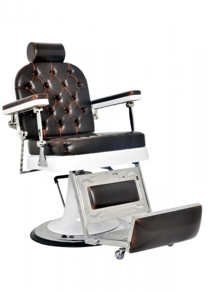 Herren Friseurstuhl Barberstuhl Lissabon H4005
