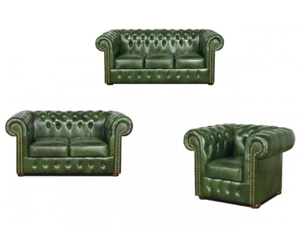 Chesterfield Sofa Set C3011